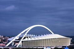 södra stadion för africa mabhidamoses fotboll Arkivbild