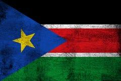 Södra Sudan vektor illustrationer