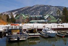 södra tahoe för lake royaltyfri fotografi