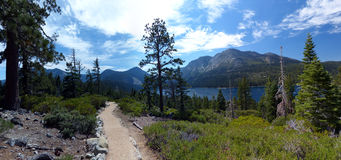 södra tahoe för lake fotografering för bildbyråer