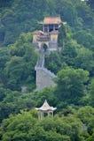 södra tempel för berg Royaltyfri Fotografi