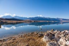 Södra Tufa för mono sjö Royaltyfri Bild
