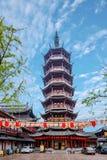 Södra underbart ljust torn av Wuxi Arkivbild