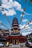 Södra underbart ljust torn av Wuxi Arkivfoto