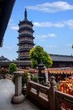 Södra underbart ljust torn av Wuxi Royaltyfri Foto