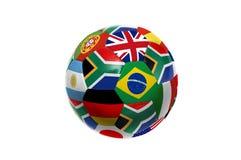 södra värld för africa kopp Arkivfoton