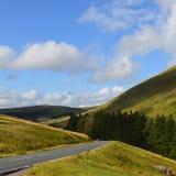 Södra Wales Royaltyfria Bilder