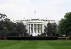 södra whitehouse för lawn Royaltyfri Bild