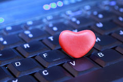 Söka efter förälskelse arkivfoton