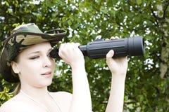sökande Fotografering för Bildbyråer