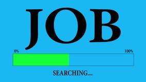 Sökande av jobb