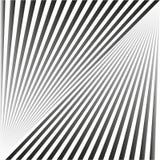 Sömlös abstrakt bakgrund i form av gråa strålar och band royaltyfri illustrationer
