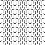Sömlös abstrakt geometrisk bakgrund för Art Deco sparremodell royaltyfri illustrationer