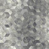 Sömlös Aluminum folie och Tileable textur Royaltyfri Fotografi