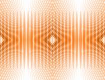 Sömlös apelsin för diamantmodellbeiga Arkivbild