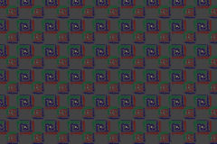 Sömlös bakgrund av abstrakta modeller av band Arkivbild