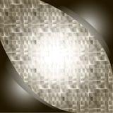 Sömlös bakgrund för vektor för kvarterstruktur Arkivfoto