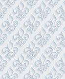 Sömlös bakgrund för vitbok Royaltyfria Bilder