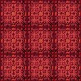Sömlös bakgrund med en stucken textur, efterföljd av ull En variation av olika modeller vektor illustrationer