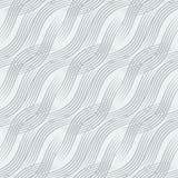 Sömlös bakgrund med röda kurvor vektor illustrationer