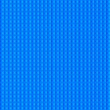 Sömlös blå piramidbakgrund illustration 3d Arkivfoton