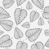 Sömlös blom- säsongsbetonad vektorbakgrund för modell, för gräsplan och för sommar stock illustrationer