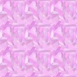 Sömlös borsteslaglängdmodell Arkivbilder