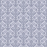 Sömlös damast tapetdropp Royaltyfri Fotografi