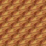 Sömlös diagonal modellbruntgräsplan Arkivfoton