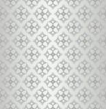 Sömlös diamantmodell för blom- tapet Arkivfoton