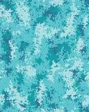 Sömlös Digital kamouflagemodell Royaltyfri Bild