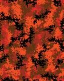 Sömlös Digital kamouflagemodell Arkivfoto