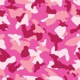 Sömlös färgmodell för kamouflage vektor illustrationer