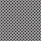 Sömlös för cirkelmodell för chain sammanlänkning bakgrund royaltyfri illustrationer