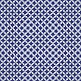 Sömlös för cirkelmodell för chain sammanlänkning bakgrund vektor illustrationer