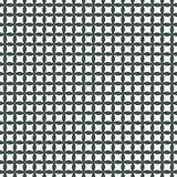 Sömlös för cirkelmodell för chain sammanlänkning bakgrund stock illustrationer