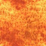 Sömlös flamma och Tileable bakgrundstextur Royaltyfri Fotografi