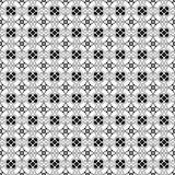 Sömlös florlamodell Arkivbilder