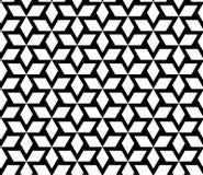 Sömlös geometrisk design för modellvektorbakgrund Royaltyfri Foto