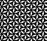 Sömlös geometrisk design för modellvektorbakgrund Arkivfoton