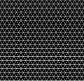 Sömlös geometrisk latticed textur Royaltyfri Fotografi