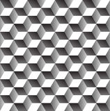 Sömlös geometrisk modell Royaltyfri Bild