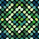 Sömlös geometrisk modell Arkivfoto