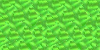 Sömlös glansig grön modell för vektor, skinande slaglängder, färgrik bakgrund vektor illustrationer