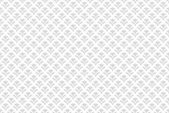 Sömlös grå färgabstrakt begreppprydnad Royaltyfri Bild