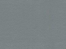 Sömlös grå färglädertextur arkivbilder