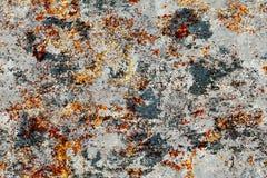 Sömlös grunge och rostiga texturer och bakgrunder Royaltyfri Foto