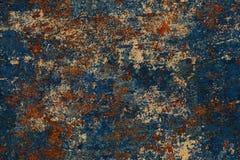 Sömlös grunge och rostiga texturer och bakgrunder Arkivbild