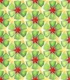 Sömlös islamisk geometri Fotografering för Bildbyråer