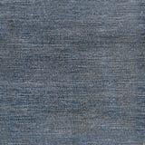 Sömlös jeanstextur för blåa grå färger Arkivbild